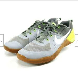 Nike Metcon 1 Men's Training Shoes Size 11 Gray